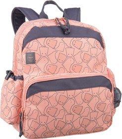 Lässig Rucksack / Daypack Spooky Medium Backpack Peach