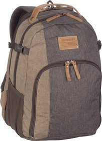 Samsonite Rewind Natural Laptop Backpack L exp - Rock