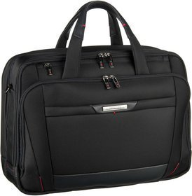 "Samsonite Pro-DLX 5 Laptop Bailhandle 17.3"" exp - Black"