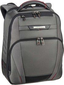 Samsonite Laptoprucksack Pro-DLX 5 Laptop Backpack 14.1'' Magnetic Grey (14 Liter)