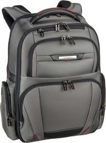 "Samsonite Pro-DLX 5 Laptop Backpack 3V 15.6"" - Magnetic Grey"