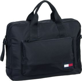 Tommy Hilfiger Escape Computer Bag 3417 - Black