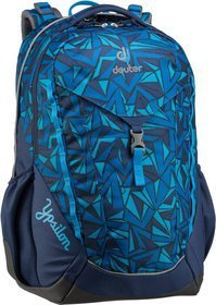 Deuter Ypsilon - Midnight Zigzag (innen: Blau)