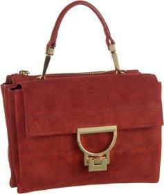Handtasche Arlettis Suede 55B7 Saphir Coccinelle NxVT4i
