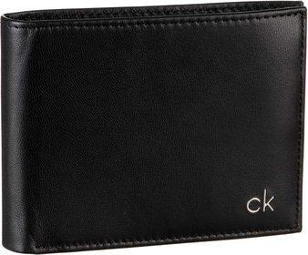 46d9ccc374 Calvin Klein Smooth CK 10CC Coin Wallet   Geldbörse Querformat von ...