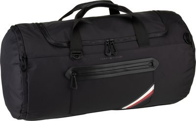 Tommy Hilfiger Easy Nylon Convertible Duffle 3890 - Black