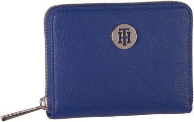 Tommy Hilfiger TH Core Comp ZA Wallet 5732 - Mazarine Blue/June Bug
