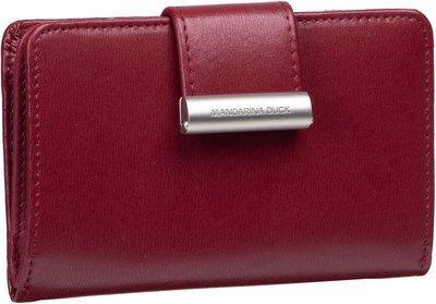 Mandarina Duck Geldbörse Hera 3.0 Wallet RAP15 Red