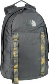 The North Face Lineage Rucksack 20L - Asphalt Grey/Asphalt Grey