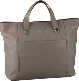 Liebeskind Berlin Just Love Tote M - Cold Grey