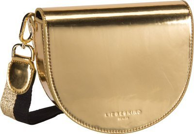 Liebeskind Berlin MixeDbag Specchio Belt Bag - Metallic Bright Gold