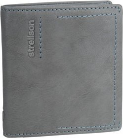 Strellson Norton BillFold Q5 - Grey
