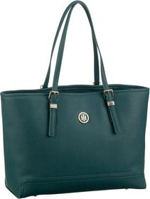 Tommy Hilfiger Honey Med Tote 5831 - June Bug
