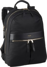 "Knomo Mayfair Mini Beaufort 12"" - Black"