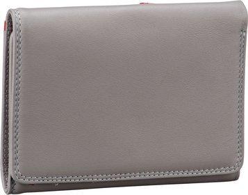 a17e65a93985c Mywalit Medium Tri-fold Wallet RFID River Blue   Geldbörse Querformat von  Mywalit