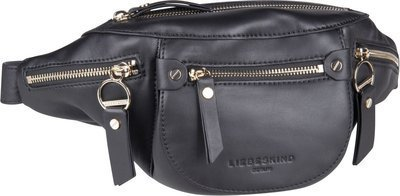 Liebeskind Berlin Fanny Pack Belt Bag - Black