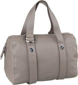 Liebeskind Berlin Ring Ring Bowlingbag M - Cold Grey