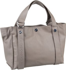 Liebeskind Berlin Ring Ring Shopper L - Cold Grey