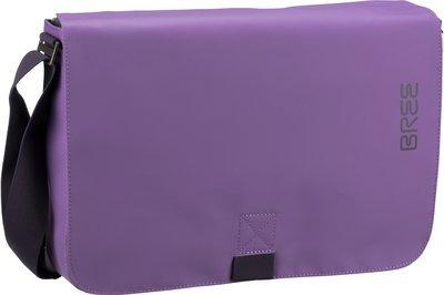Bree Umhängetasche Punch 62 Patrician Purple (innen: Grau)