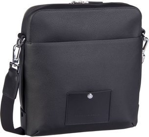 Porsche Design Voyager 2.0 ShoulderBag SVZ - Black