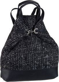 Jost Nura 3830 X-Change 3in1 Bag XS - Grey Knitted