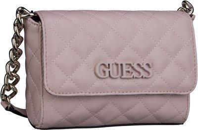 Guess Handtasche Elliana Mini Crossbody Flap Blush