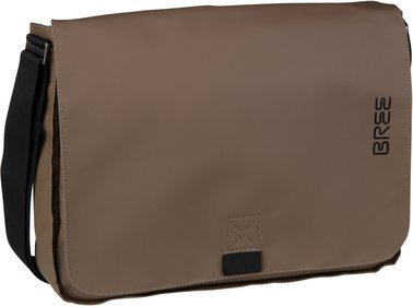 Bree Notebooktasche / Tablet Punch 49 Clay (innen: Grau) (8.5 Liter)