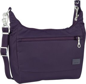 Pacsafe Stylesafe CS100 Handbag - Mulberry
