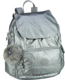 2bf887533347e Rucksäcke · Rucksack   Daypack  Kipling. Kipling City Pack S Transformation  - Metallic Stony