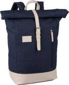 163f88095193e Rucksäcke · Rucksack   Daypack  Sandqvist. Sandqvist Dante Grand Backpack -  Blue