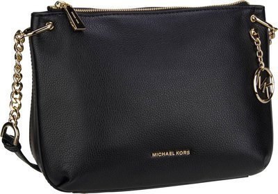 Michael Kors Lillie Large Messenger - Black