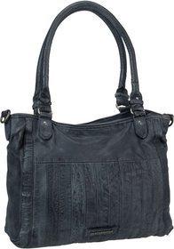Fredsbruder Handtasche Classic Century Charcoal