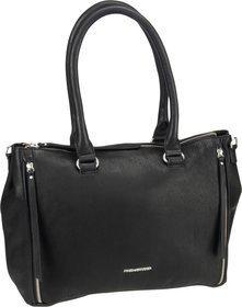 Fredsbruder Handtasche Happy Black