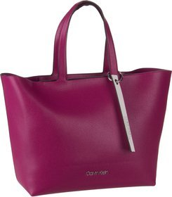 Calvin Klein Handtasche Neat EW Shopper Magenta