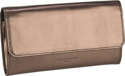 Liebeskind Berlin Abendtasche & Clutch Basic SLG Metallic Samantha Crossbody S Bronze Glitter
