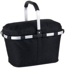 reisenthel Einkaufstasche Carrybag Iso Schwarz (22 Liter)