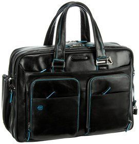 Piquadro Blue Square Businesstasche - Nero