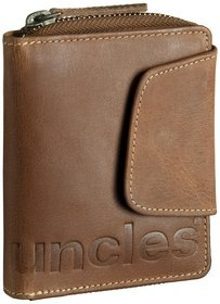 aunts & uncles Tina Vintage Tan - Vintage Tan Logo