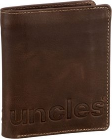 aunts & uncles Phil Vintage Tan - Vintage Tan Logo