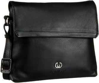 Gerry Weber Piacenza Flap Bag M - Black