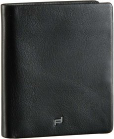 Porsche Design Touch BillFold V16 - Black