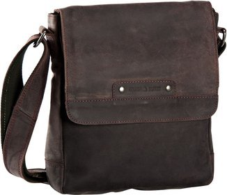 Greenburry Vintage Revival Messenger - Tabacco