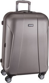 travelite Elbe Two 4-Rad Trolley M+ - Sand