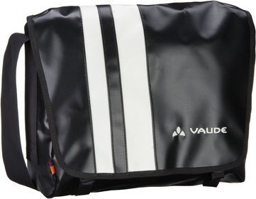 Vaude Bert S - Black (innen: Orange)