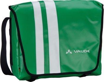 b50b12a78477a Vaude Bert L Apple Green (innen  Grau)   Kuriertasche von Vaude