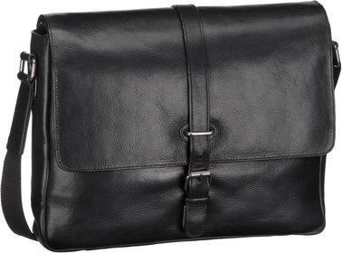 Leonhard Heyden Notebooktasche / Tablet Roma 5368 Umhängetasche L Schwarz