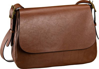 Fossil Harper Large Crossbody - Brown