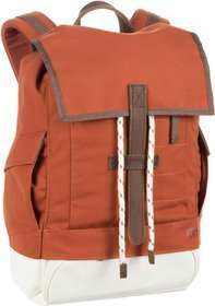 A E P Beta Essential Backpack - Mars Red