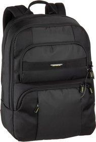 Samsonite Laptoprucksack Infinipak Security Backpack 15.6'' Black/Black (25 Liter)