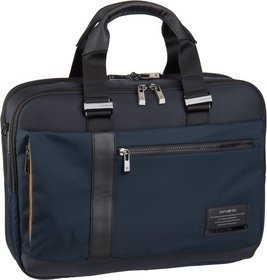 "Samsonite Openroad Bailhandle 15.6"" Expandable - Space Blue"